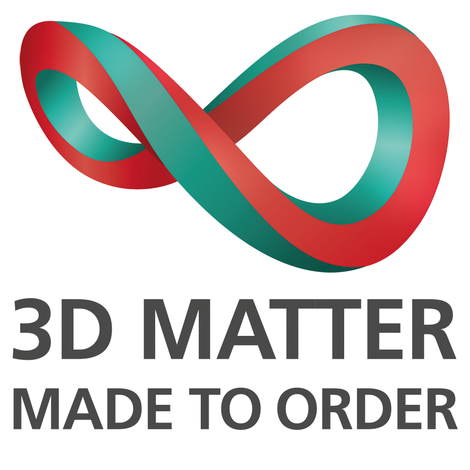 Logo of the Cluster of Excellence 3D Matter Made to Order