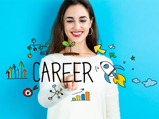 Give your career a boost