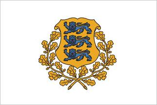 Estonian state coat of arms