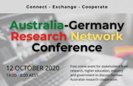 Image of (562313) Australia-Germany Research Network Conference 2020