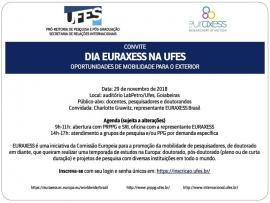 EURAXESS Day at UFES