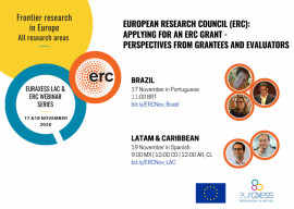 Image of (575165) Applying for an European Research Council Grant (ERC): Perspectives from Grantees and Evaluators