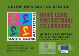 Image of (633058) Webinar: Marie Curie Postdoctoral Fellowships