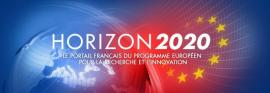 Horizon 2020 graphic in French