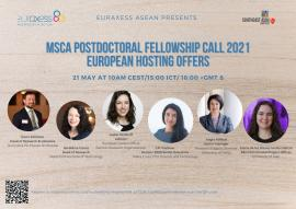 Image of (638325) MSCA Postdoctoral Fellowship Call 2021 - European Hosting Offers