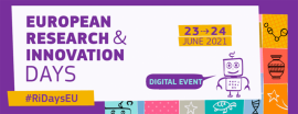 Image of (643002) European Research and Innovation Days