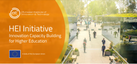 HEI Initiative: Innovation Capacity Building for Higher Education