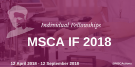 MSCA Individual Fellowships