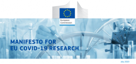 Image of (547474) Commission launches Manifesto for EU COVID-19 Research