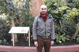 Image of (371390) Maurizio Mascarello, PhD student at Meise Botanic Garden