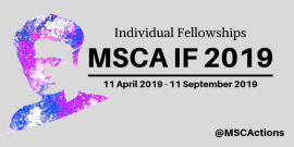 MSCA IF 2019