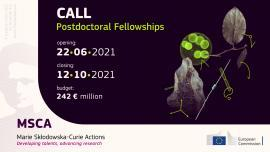 Image of (655387) MSCA-Postdoctoral Fellowships 2021 CALL is OPEN:  Hundreds of Hosting Offers for Indian researchers at European Insitutions