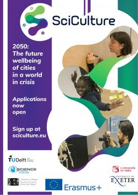 Image of (675512) Grant Opportunity to attend the SciCulture Intensive Course 2021 in Malta