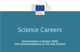 "Image of (545167) European Commission's ""Science Careers"" report published"