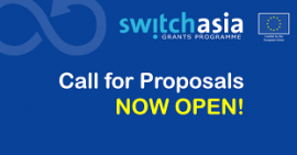 Image of (576231) Proposals invited for innovative projects under the SWITCH-Asia Programme