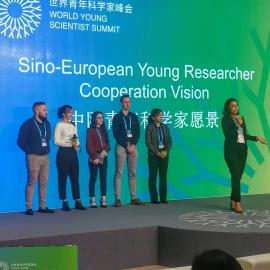 Image of (459295) EURAXESS Brings Young European Researchers to the World Young Scientists Summit