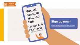 Image of (558970) Study In Holland Virtual Fair 2020