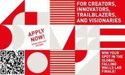 Image of (655395) Falling Walls Lab is coming to Singapore - Deadline extended