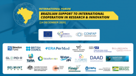Image of (588313) International Forum: Brazilian Support to international Cooperation in Research & Innovation