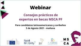 Image of (665387) Webinar for LAC researchers: How to write a successful MSCA PF proposal