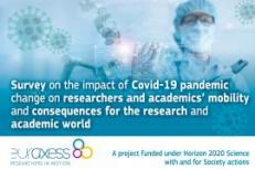 Image of (559016) Survey on the impact of Covid-19 on researchers' work and mobility