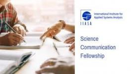 Image of (581909) Austria: Summer 2021 Science Communication Fellowship at International Institute for Applied Systems Analysis (IIASA)