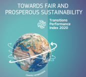 Image of (610540) New Transitions Performance Index shows EU's positive progress towards fair and prosperous sustainability